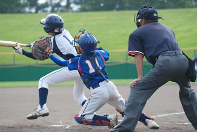 スポーツとケガは隣り合わせです。